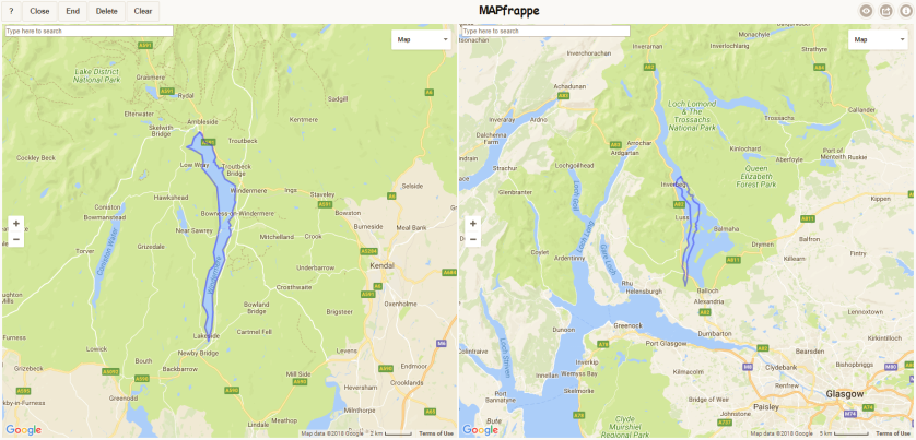 Because it's Friday: MAPfrappe – how big is that? – Graham ... on