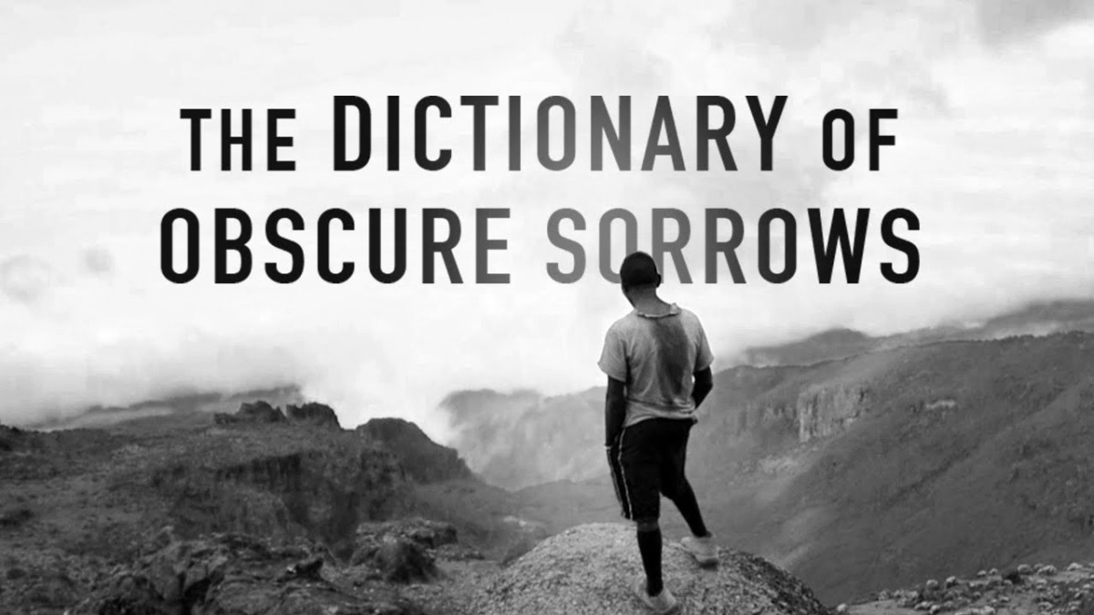 "Because it's Friday: ""The Dictionary of Obscure Sorrows"" by John Keonig"