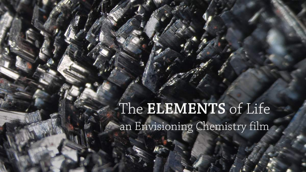 Because it's Friday: Envisioning Chemistry